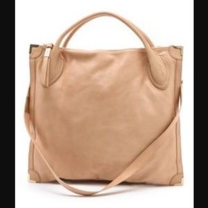 Large Foley and Corinna frame bag
